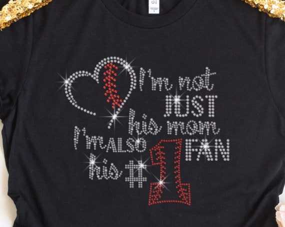 Baseball mom shirt, baseball mom tank top, baseball mom sweatshirt, sports mom hoodie , im his #1 fan