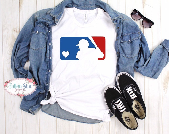 Baseball Mom Shirt,  Baseball Tank, Baseball Mom Hoodie, Baseball Shirt, Cooperstown