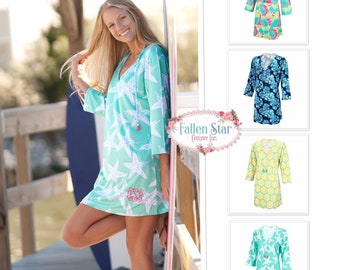 3fa61504fe2ed Monogrammed Cover Up