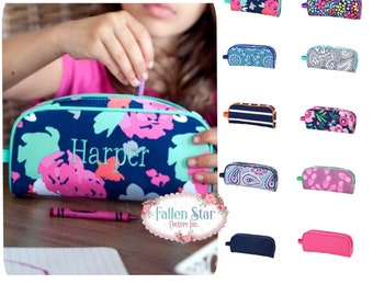 Coin Purses Children Stationery Can Be Customized Pencils Boy Pencil Case Girl Pencil Case Lady Makeup Bag Children School Supplies