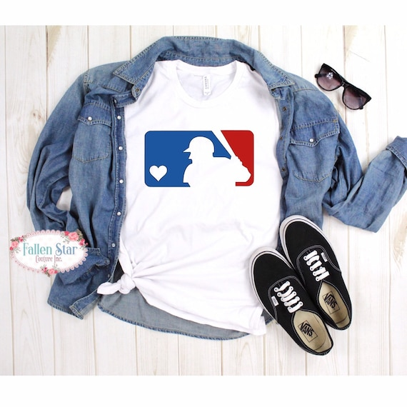MLB inspired tee ,Baseball Mom Shirt,  Baseball Tank, Baseball Mom Hoodie, Baseball Shirt, Cooperstown