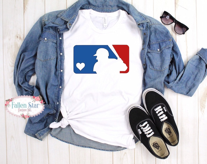 Baseball Mom Shirt,  Baseball Tank, Baseball Mom Hoodie, Baseball Shirt, Cooperstown