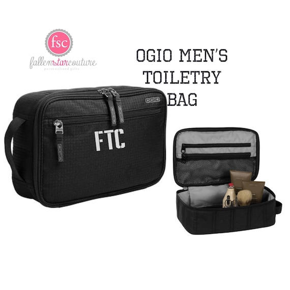 OGIO  Toiletry Bag , Groomsman Gifts , Mens Dopp Kit , Groomsmen Travel Bag, Mens Toiletry Bag , Mens Shaving Bag