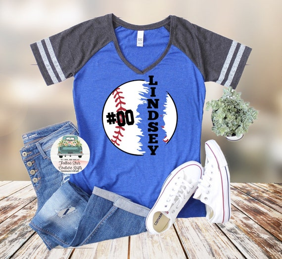 Personalized Baseball Mom Shirts, Baseball Mom ,Baseball Shirt, Baseball Shirts, Mom Shirt, Mom Shirt, Baseball Mom T Shirt