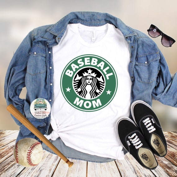 Baseball Mom Shirts, Baseball Mom ,Baseball Shirt, Baseball Shirts, Mom Shirt, Mom Shirt, Baseball Mom , Coffee Mom Shirt