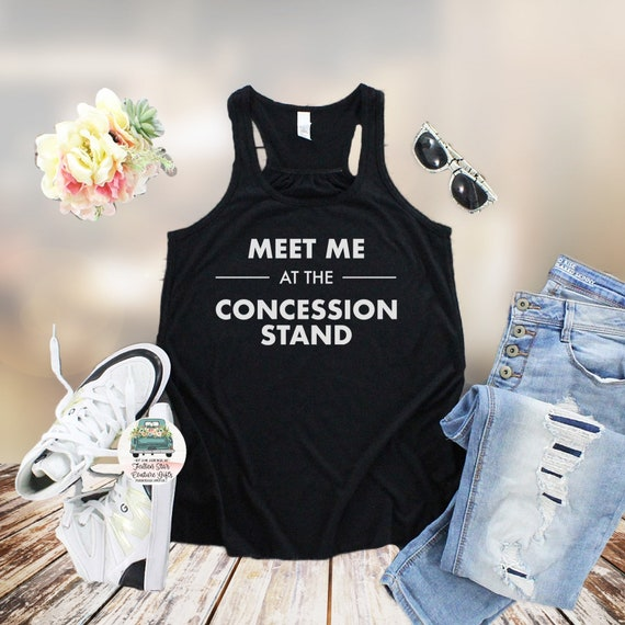 Baseball Mom Shirts, Baseball Mom ,Baseball Shirt, Baseball Shirts, Mom Shirt, Mom Shirt, Baseball Mom , Meet Me At The Concession Stand