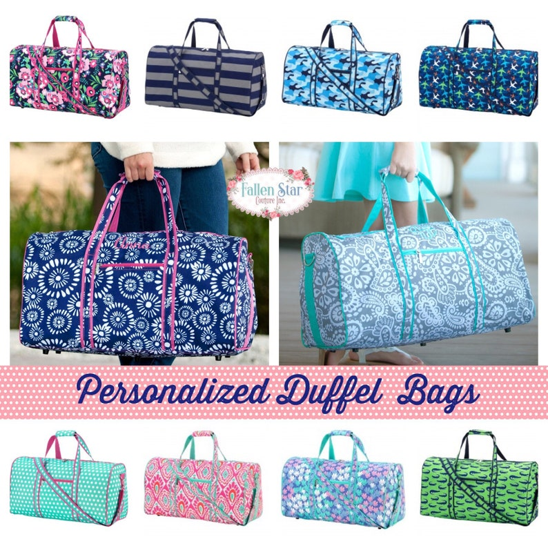 0245917fd571 Kids Duffle Personalized Weekender Bag Duffle bag going