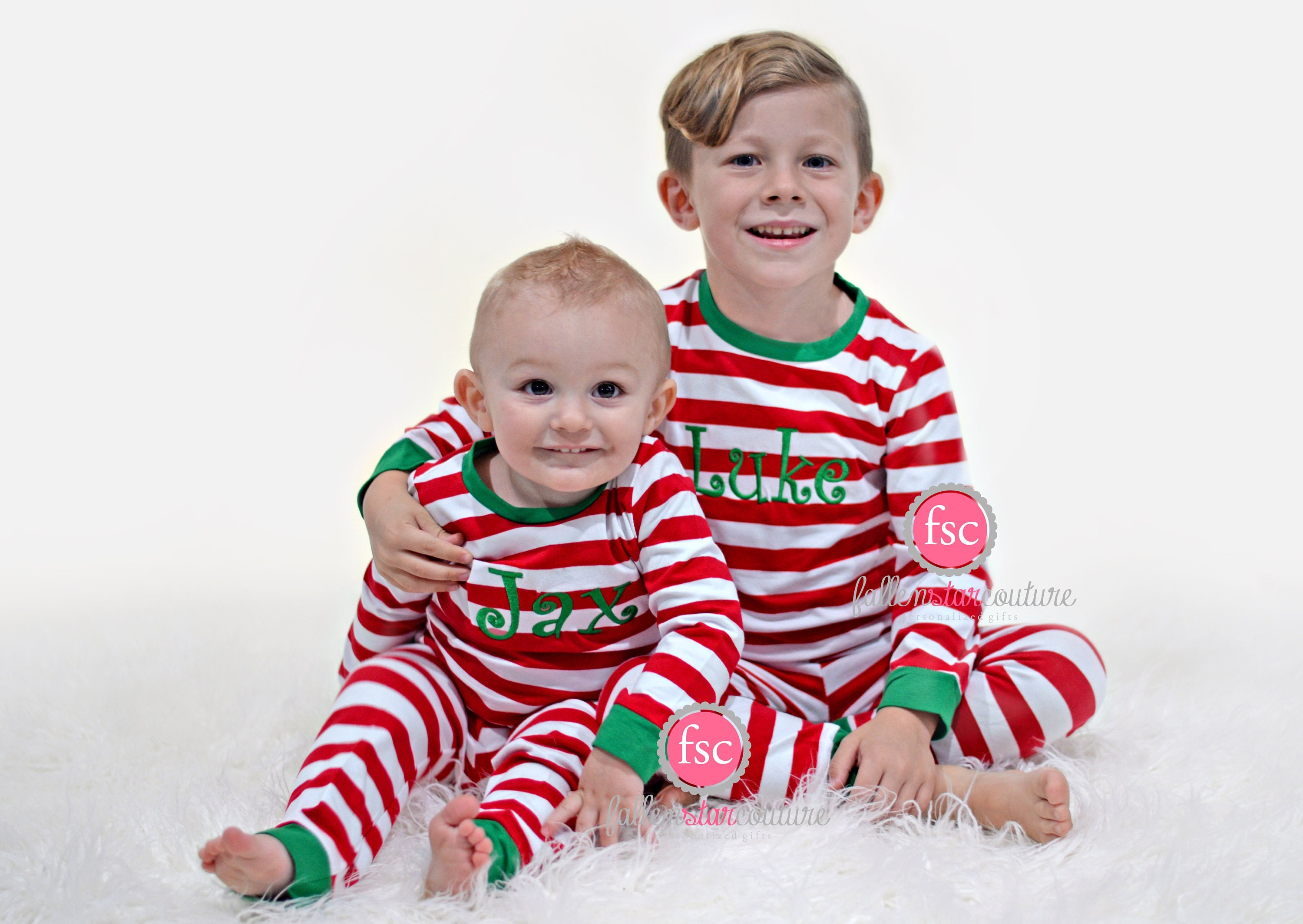 Kids Christmas Pajamas.Personalized Christmas Pajamas Kids Christmas Pajamas