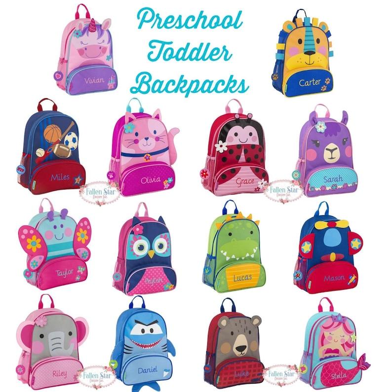 fbd4cffe40c Preschool backpack   toddler backpack   stephen joseph