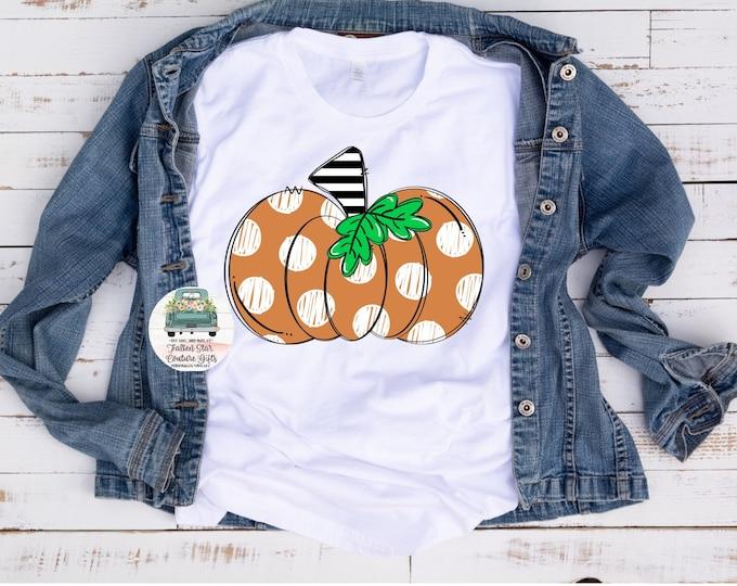 Pumpkin Shirt, Pumpkin Fall shirt, autumn shirt, fall tees women's fall shirt, thanksgiving shirt, cute fall tees