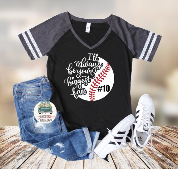 Baseball Mom Shirts, Baseball Mom ,Baseball Shirt, Baseball Shirts, Mom Shirt, Mom Shirt, Baseball Mom ,Ill Always Be Your Biggest Fan