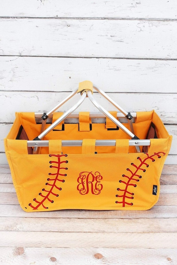 Softball mom bag, softball market tote bag, softball mom gift, softball mom carry all bag, softball market tote, gifts for softball