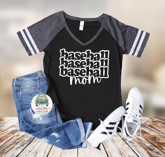 Baseball Mom Shirts, Baseball Mom ,Baseball Shirt, Baseball Shirts, Mom Shirt, Mom Shirt, Baseball Mom , Baseball Mom Repeat