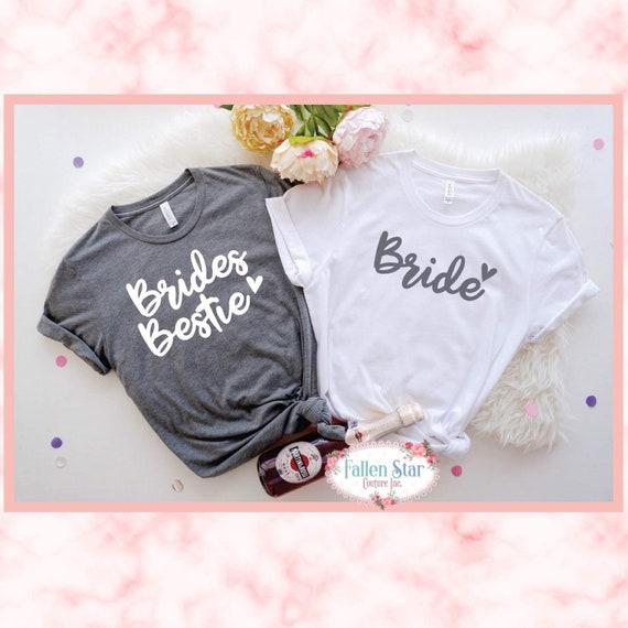 Bridesmaid Shirt, Bridesmaid Proposal, Maid of Honor Shirt, Bride Shirt, Bridesmaid Gift, Bridal Party Shirt, Bachelorette shirts
