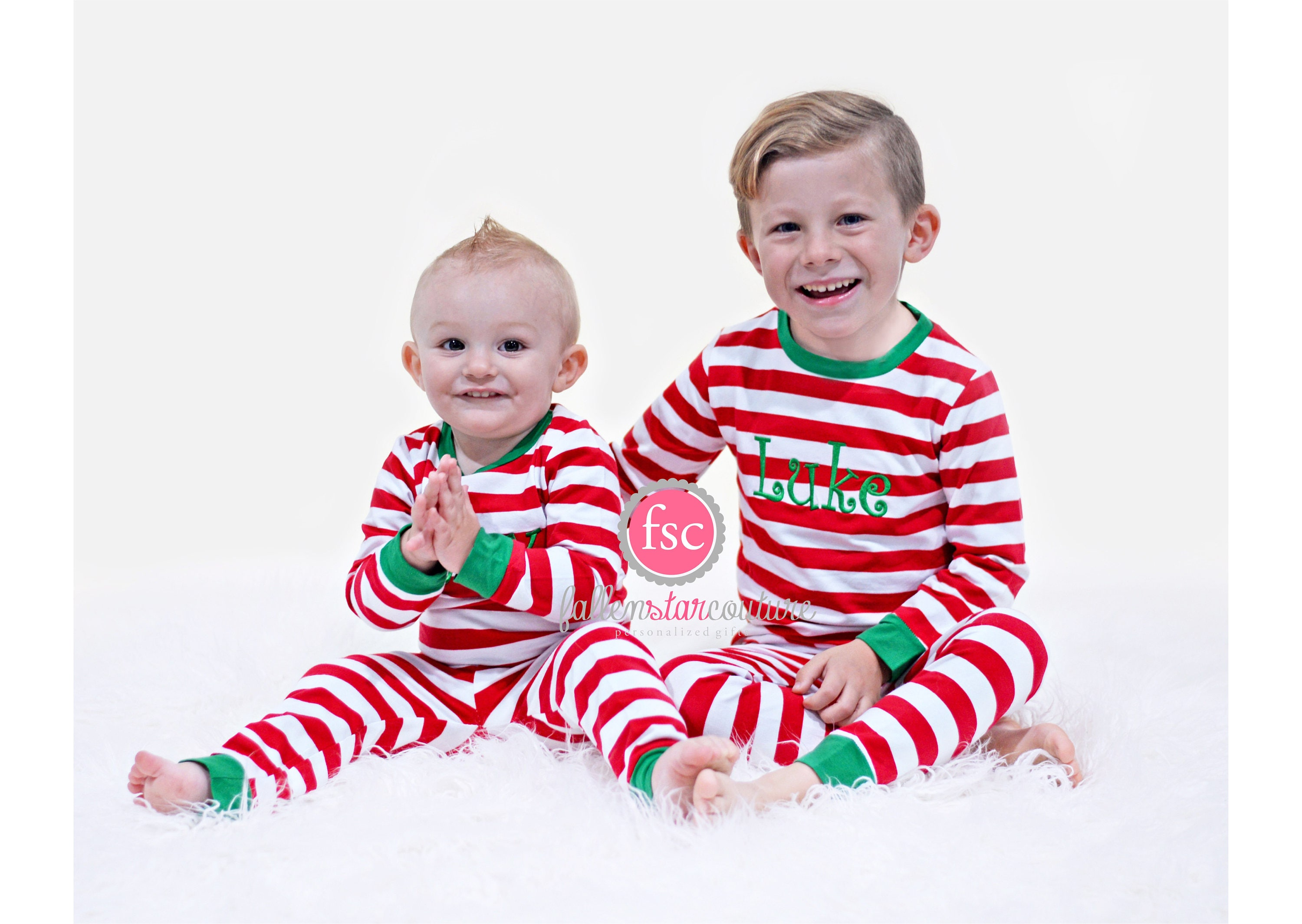 personalized christmas pajamas kids christmas pajamas toddler infant christmas pajamas holiday christmas pajamas kids 2 6 - Christmas Pjs Toddler