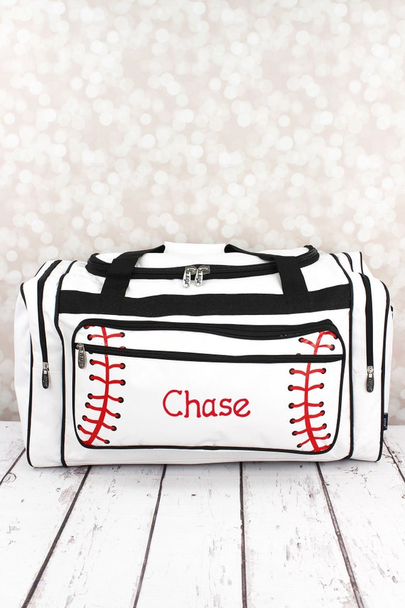 Kids baseball duffel bag, baseball bag, boys baseball duffle bag , baseball weekender, kids luggage, boys overnight bag