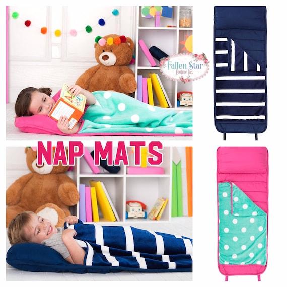 Nap mat, school nap mat, daycare nap mat, camp nap mat, kindergarten blanket, time out nap mat, preschool nap mat