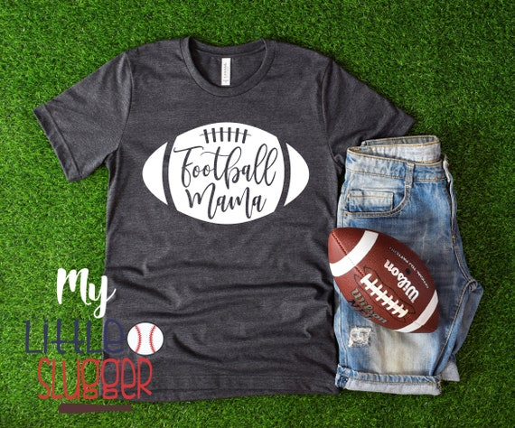 Football Mama , Football Mom Shirt, Football Shirt, Mom Shirts, Game Day Shirt , Sunday Funday , Flag Football