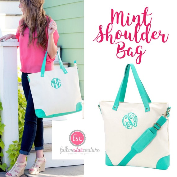 monogrammed shoulder bag  / back to school / shoulder bag / teen backpack / college backpack / sorority bag