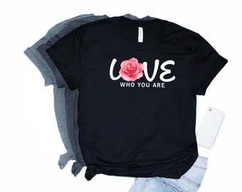 Love Who You Are T -Shirt Free Shipping ,Nubian Sensations