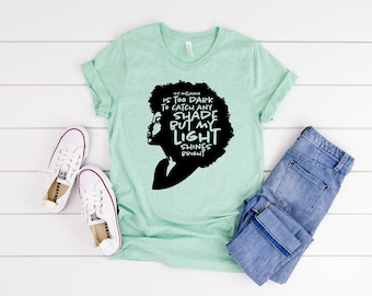 Melanin Fro  T shirt  Free Shipping ,Nubian Sensations