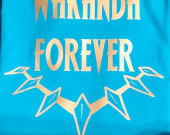 Rip Chadwick Bozeman Wakanda Forever ,Black Panther, T-shirt Free Shipping Nubiansensations