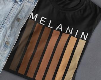 Melanin T Shirt Adult   Free Shipping ,Nubian Sensations