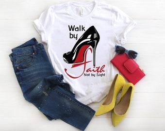 Walk by Sight T -Shirt Free Shipping ,Nubian Sensations
