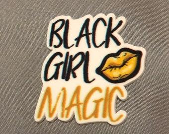 Afro Nurse,Black Girl magic,Afro Planar Resin Flatback ,Resin Flatback Qty1 (5) pieces