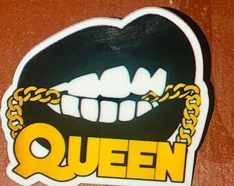 Queen Lapel Pin