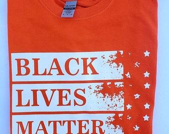 Black Lives Matter T Shirt      Free Shipping ,Nubian Sensations