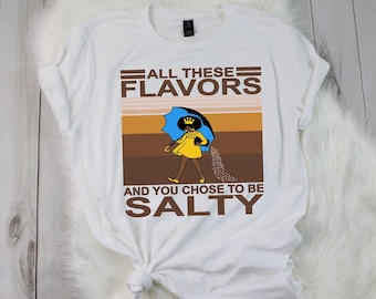 All These Flavors T shirt  Free Shipping ,Nubian Sensations