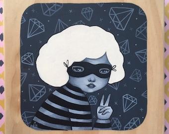 Little Thief - Original artwork