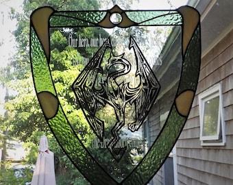 Skyrim Stained Glass Shield