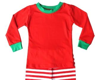 1f09f84b1f28 Baby christmas pajamas