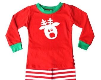 9e926baf5 Baby christmas pajamas