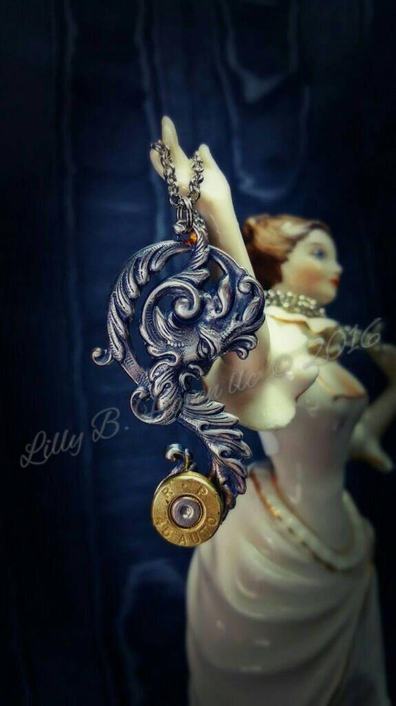 Cybele Bullet Jewelry Bullet Necklace 45 Auto Mythos image 0
