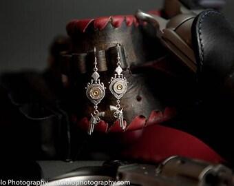 Oakley Bullet Earrings with Revolvers Bullet Earrings Bullet Jewelry Lilly B Haven Original 2008
