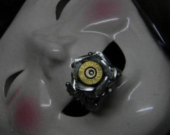 Ann Petite Rose Bullet Jewelry Bullet Ring Bohemian Bullet Lilly B Haven Original