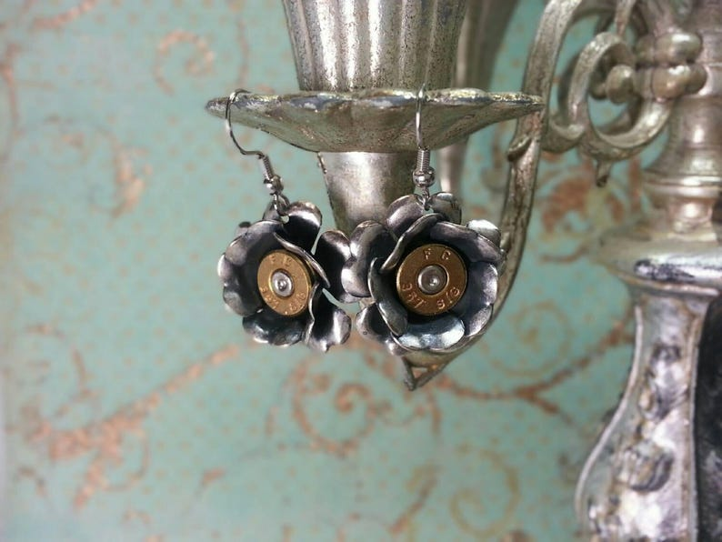 Amy Sterling Silver Plated Rose  Bullet Jewelry Bullet image 0