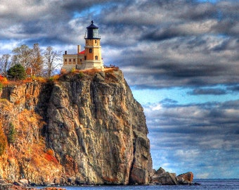 Split Rock Lighthouse - Fine Art Print