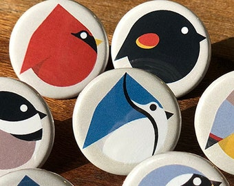 Creative Bird Design Drawer Handles Knobs Cabinet Cupboard Wardrobe Door Pulls