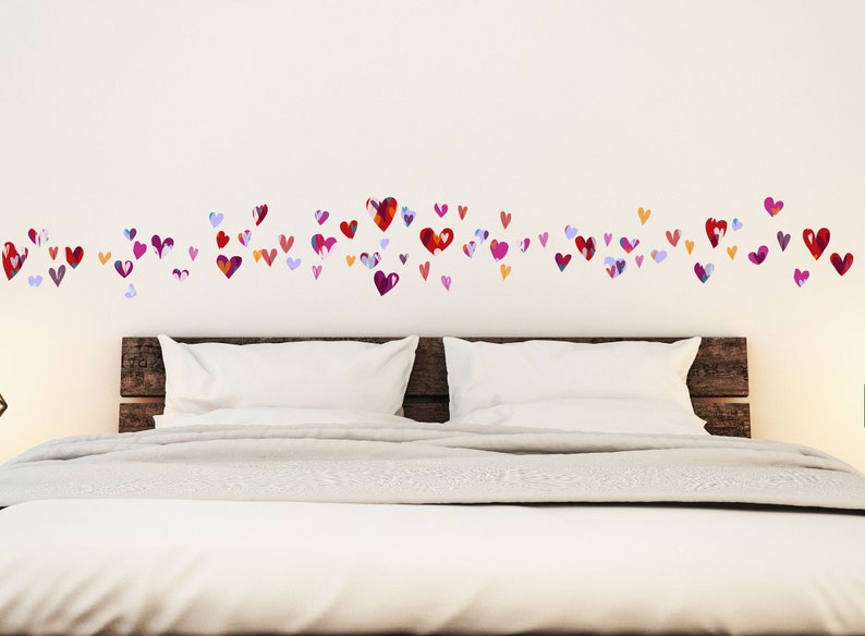 6a337f22a54 Engagement Party Heart Stickers Wedding Shower Decor