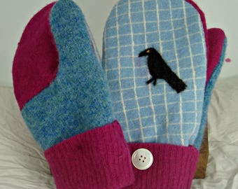 140c413c3 Felted Wool Mittens