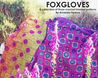 Foxgloves - E-BOOK