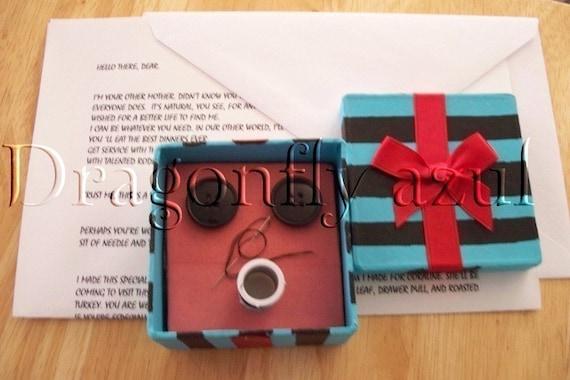 Coraline Button Box Etsy