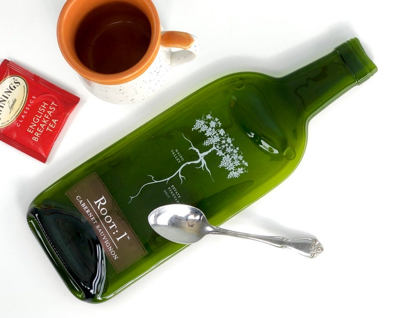 Melted Wine Bottle Cheese Tray Root:1 Cabernet Sauvignon by image 0
