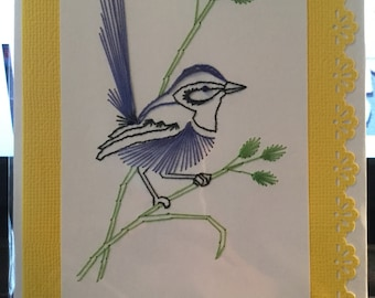 Blue Wren