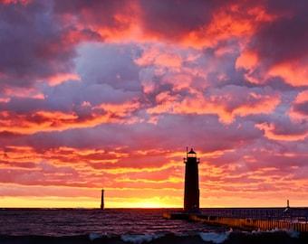 Muskegon Aura - Michigan Photography