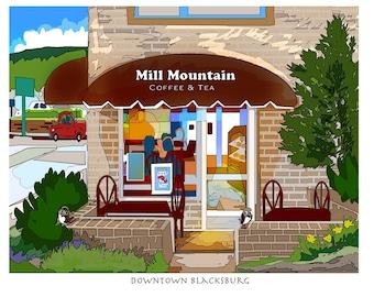 Mill Mountain